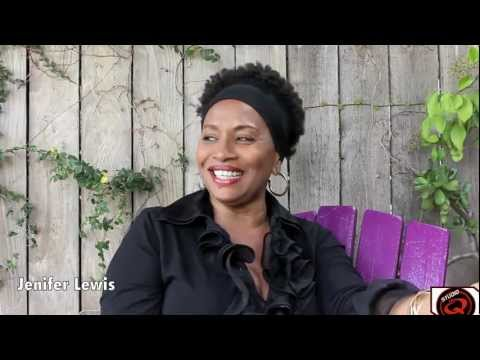 Jenifer Lewis Interview Part I - Studio Q Exclusive