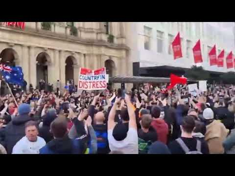 Australia. Our Beautiful Aussie Brothers and Sisters Standing up for their Rights!!!