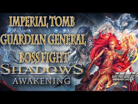 #ShadowsAwakening Imperial Tomb Guardian General Boss Fight |