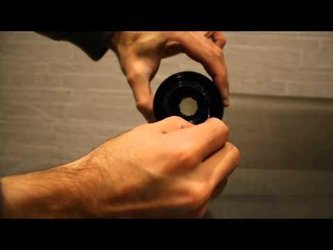 Carl Zeiss Planar T* 85mm f/1.4 - Abertura