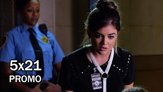 "Pretty Little Liars 5x21 Promo - ""Bloody Hell"" - Season 5 Episode 21"