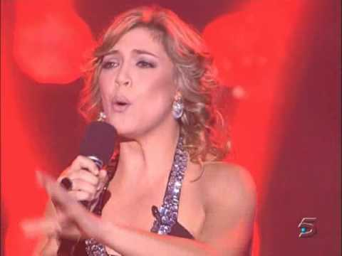 Noelia - Footprints in the sand - Gala nº 5 - OT 2008