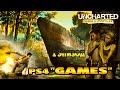 Uncharted: Drake's Fortune - прохождение на PS4 ( Ер.1 )