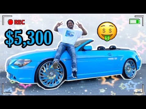 I BOUGHT CJ SO COOL CAR