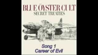 Blue Oyster Cult - Secret Treaties - Career of Evil with Lyrics