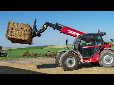 World Amazing Modern Agriculture Equipment Mega Machines Hay