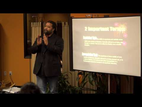 Project Wellness Stress and Healing Seminar with Bryan Post