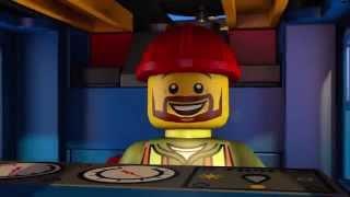 Train Ride  - LEGO City - Trailer 2
