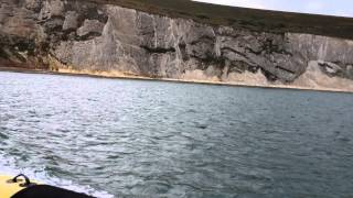 Isle of Wight speed boat ride 1