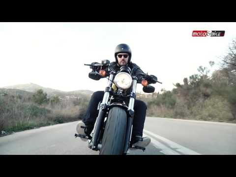 Harley Davidson Forty-Eight Test Ride