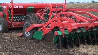 AGRO-MASZ Promo 2 Lektor 2013(produkcja,pług, agregat uprawowy,brony talerzowe)Radomsko