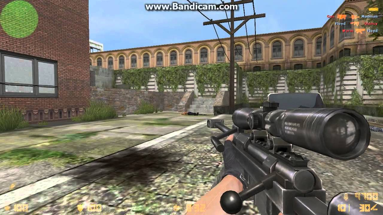 counter strike zero maps