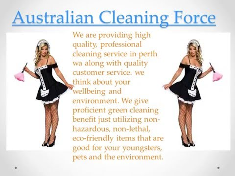 Vacate Cleaning Perth & House Cleaning Perth