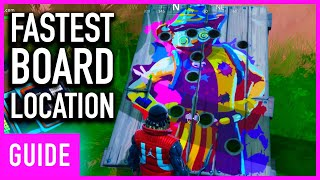 Fortnite: Get A Score Of 10 On Carnival Clown Board Guide |14 Days Of Summer Challenge