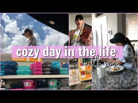 VLOG | DAY IN THE LIFE | SHOP WITH ME @ DOLLAR TREE + QUIET BREAKFAST