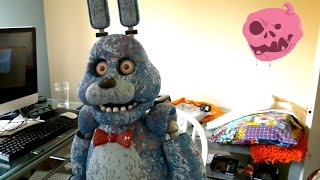real Bonnie Five Nights At Freddys - Test footage