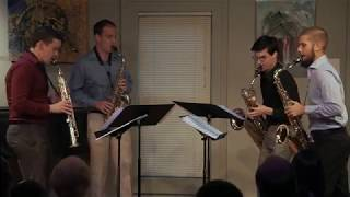 Ideal Unbalanced Perfection by Logan Larson, performed by the Donald Sinta Quartet