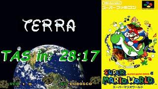 [TAS] Terra (SMW Hack) in 28:17