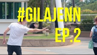 #GilaJenn EP.2 - Malaysian Pick Up Lines Prank (Featuring Mark O'Dea)