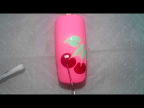 Пчелки и ромашки - Дизайн ногтей, Рисунки на ногтях, Nail