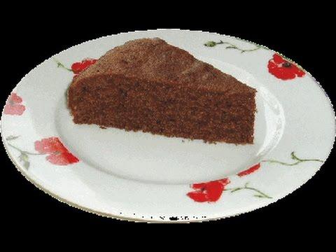 gâteau chocolat en poudre sans oeuf - youtube