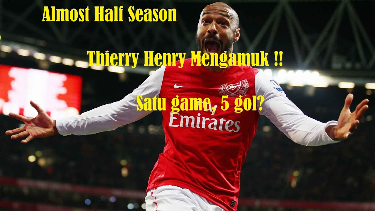Thierry Henry Mengamuk..! FM07(Ep06)