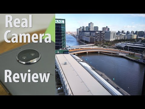 Moto G5s Plus Real Camera Review Shot In Australia - Vlog Style