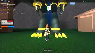 Playing Roblox: Digimon Masters EVOTRIO #2 finally the right video