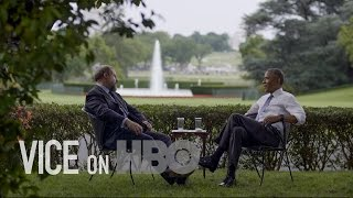 President Obama on Bipartisan Politics for  A House Divided  (HBO)