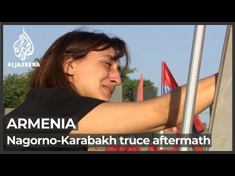 Nagorno-Karabakh Conflict Casts Shadow Over Armenia's Snap Poll