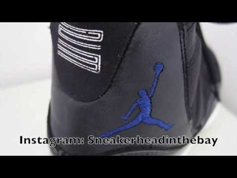 How To Remove Ankle Creases On Jordan 11s Tutorial!