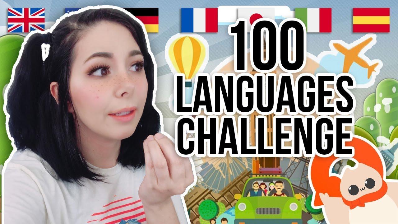 how to speak the 100 language