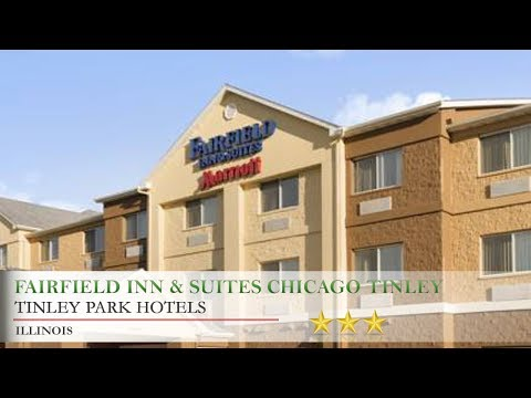 Fairfield Inn & Suites Chicago Tinley Park - Tinley Park Hotels, Illinois