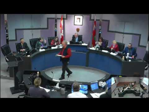 Administration/Finance/Fire Committee Meeting January 22, 2018 - Part 1