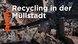 Ägypten: Die Recycling-Genies von Kairo   ARTE Reportage