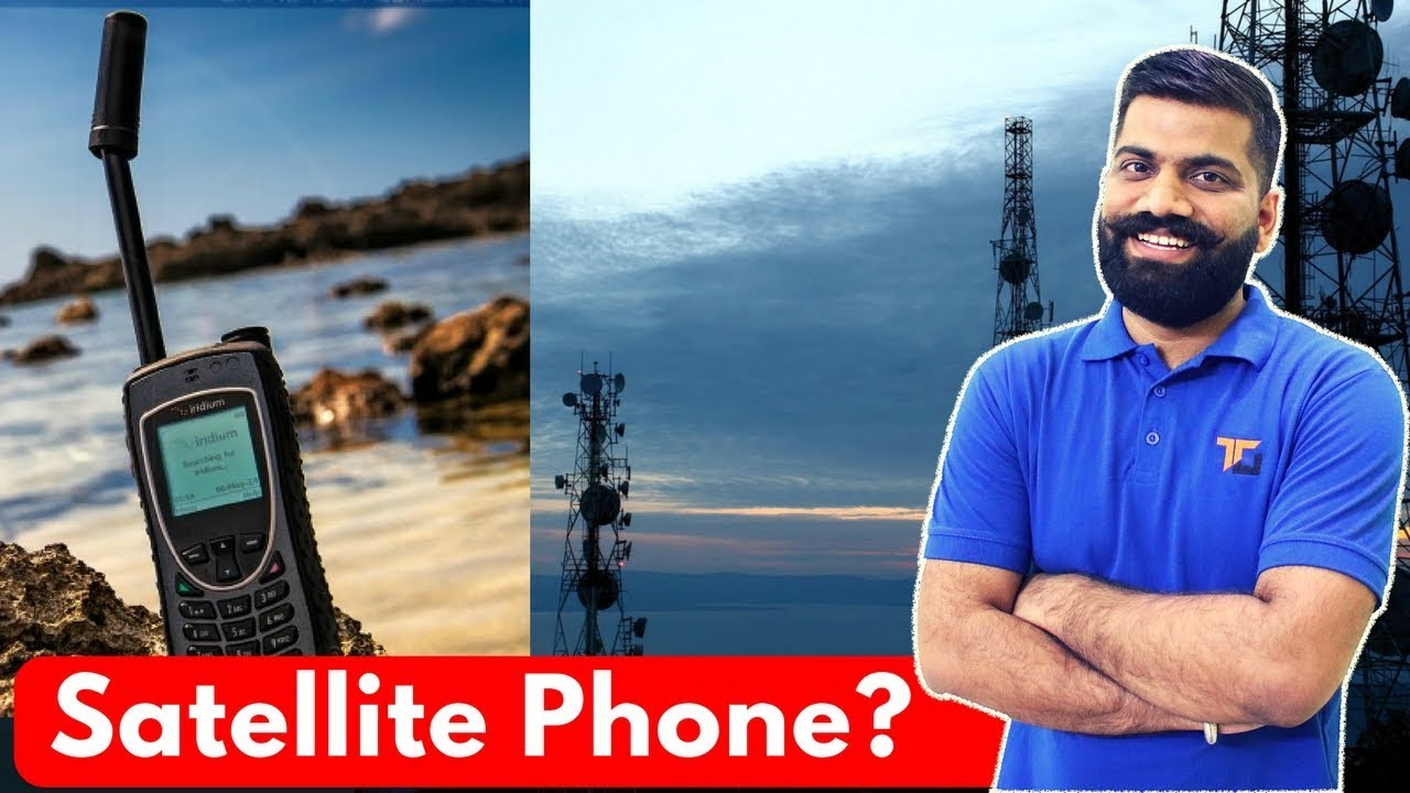 Satellite Phones or Smartphones? The Network Story - YouTube