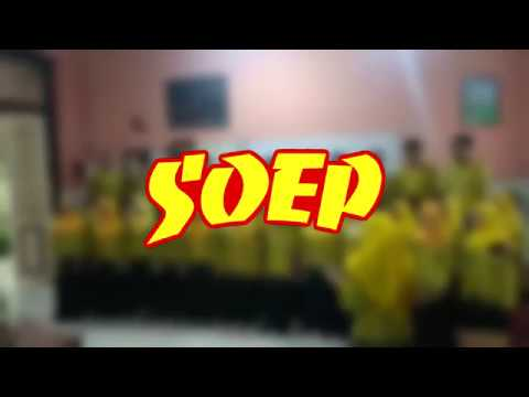 PADUAN SUARA Kelas 9F SMPN 3 Surabaya Berjudul Kebyar Kebyar