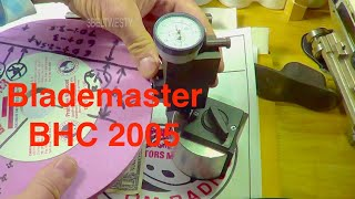 Blademaster BHC2005 Height Comparator skate sharpen tools 2