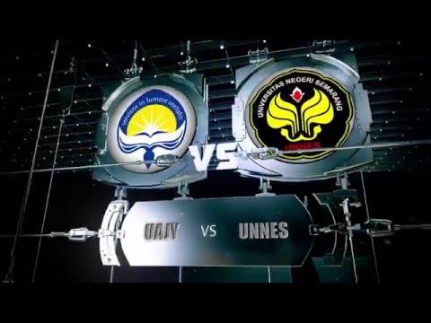 LIMA Basket Kaskus CJYC Season 4: UAJY Vs UNNES (Men's)