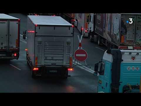 Toulouse : des gilets jaunes ont bloqué le péage nord provoquant de très importantes perturbations