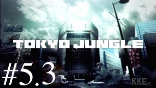 "Tokyo Jungle Survival Episode 5.3 ""the Pomeranian Boar War"""