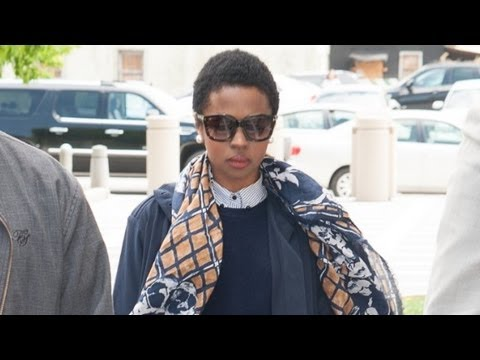 Lauryn Hill's fall from grace