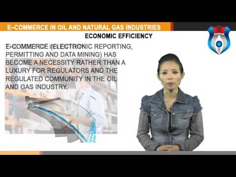 E--commerce in Oil and Natural Gas Industries new