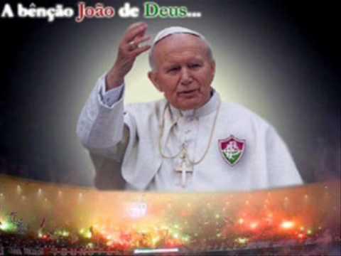 A Benção João de Deus - torcida do Fluminense