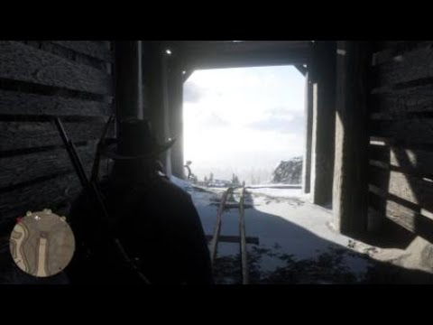 Red Dead Redemption 2 Abandoned Mine Cheat Location Youtube
