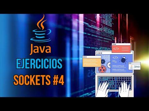 Ejercicios Java - Sockets #4 Mini Chat Con Distintas IPs