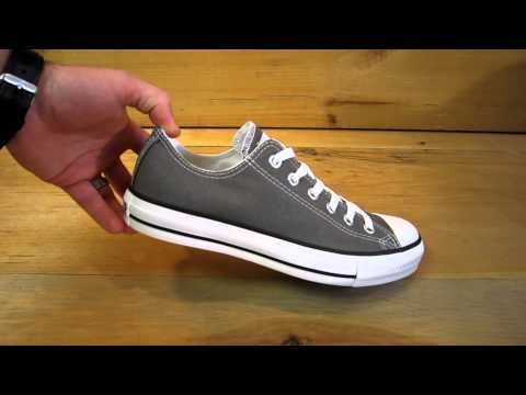 Converse All Stars Chuck Taylor Ox Charcoal
