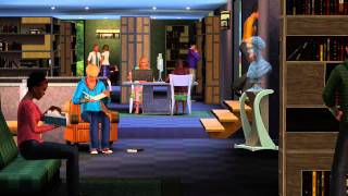 The Sims 3 Городская жизнь Каталог Трейлер