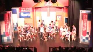 Stick to the Status Quo : High School Musical On Stage : Pendleton College