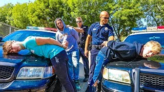 ROOMMATES GET ARRESTED! (PRANK)